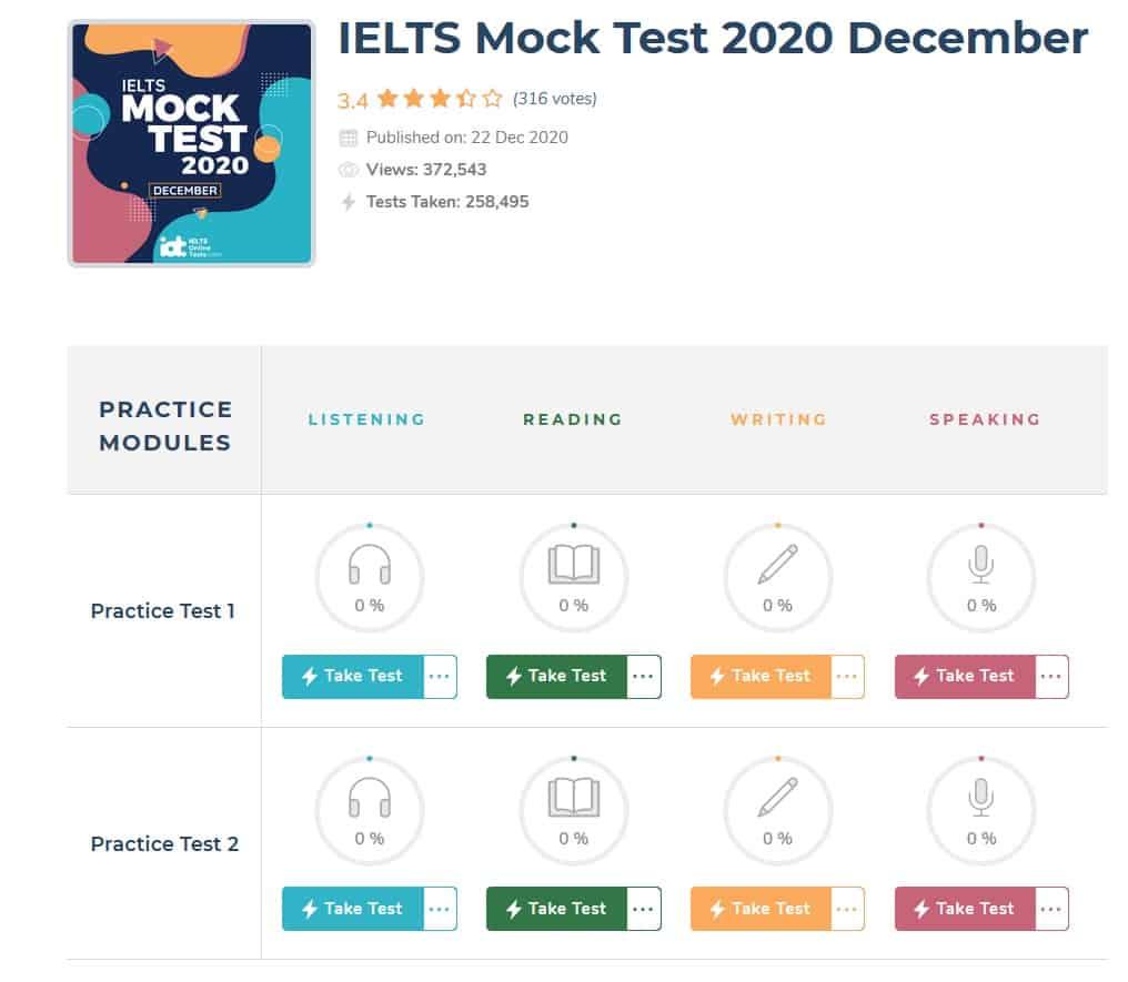 IELTS 模試 無料 ダウンロード 本 サンプル問題8