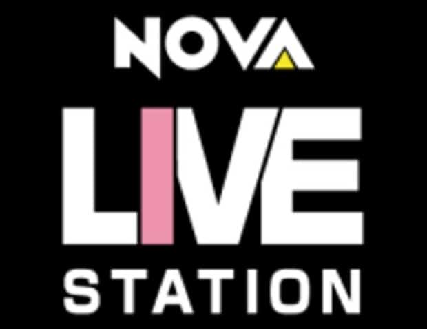 Nova Live Station ロゴ